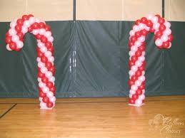 Candyland Decorations For Christmas by Holiday Decor Balloon Decorations Balloon Drops Arches