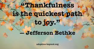 5 quotes on thankfulness for thanksgiving