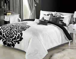 bedding set black and white bedding twin direction xl twin