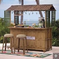 Best Camp Tiki Beach Images On Pinterest Patio Ideas - Tiki backyard designs