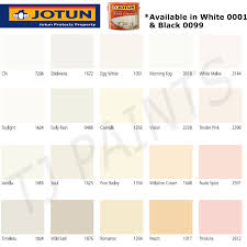 jotun strax easy clean 5l interior paint classic colors 1