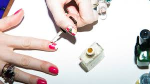 the diy manicure a how to coveteur