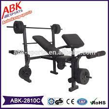 Professional Weight Bench Fitness Folding Weight Lifting Bench For Sale Gym Exercise Weight