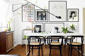 Small Dining Room Sets For Apartments by White Acrylic Dining Chair Area Black Cement Stained Floor Small