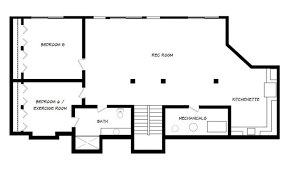 finished walkout basement home plans with finished walkout basement luxamcc org