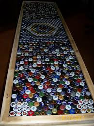bottle cap table designs bottle caps make a custom beer pong table beer pong table designs