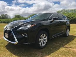 lexus rx black 2017 2017 used lexus rx rx 350 fwd at tca auto serving waipahu hi iid
