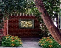 garden art decor giant flower sculpture flower metal garden