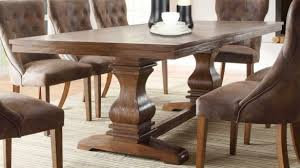 Solid Oak Dining Room Set Dining Room Real Wood Table Sets On Intended Modern Solid In