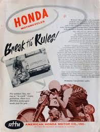 american honda motor co inc 1960 honda in america
