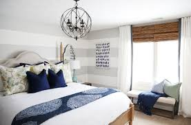 serene blue guest bedroom makeover reveal life on virginia street