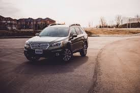 green subaru outback 2017 quick spin 2016 subaru outback 3 6r limited canadian auto review