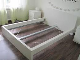 schlafzimmer mit malm bett ideen tolles schlafzimmer mit malm bett wohngoldstck ikea hack