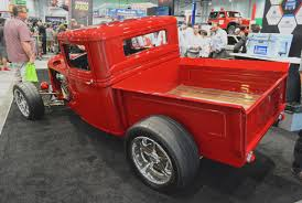 Classic Ford Truck Bench Seats - top pre war vehicles from sema 2016