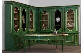 Green Bookcase Original Kitchen Inspiration U2026from 1960 Paris