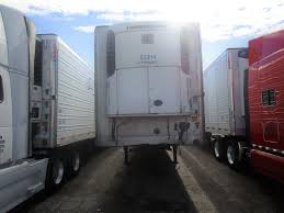 utility reefer trailers for sale