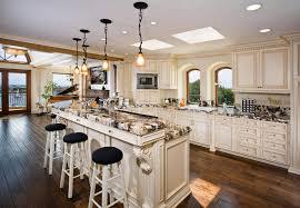 elegant modern gourmet kitchen taste