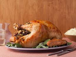 Pre Cooked Turkey For Thanksgiving Turkey Talk To Stuff Or Not To Stuff Food Network Healthy Eats
