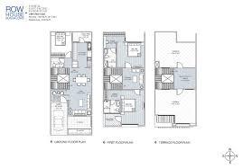 Row House Plans - floor plan ss group ss infinitus at nipania indore