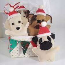 boxer dog christmas ornament christmas dog breed ornament x011
