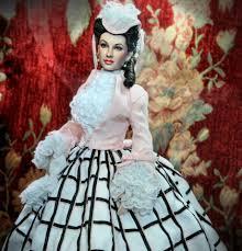 vivien leigh as scarlett o u0027hara gone with the wind doll