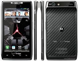 motorola android motorola droid razr xt912 black verizon 16gb wifi android