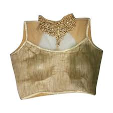 golden blouse golden pattern blouse at rs 300 blouse shaoor