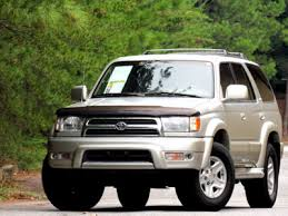 toyota 4runner 1999 limited 1999 used toyota 4runner 2 owners limited never seen suv no