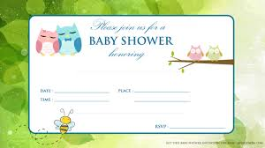 Free Printable Baby Shower Awesome Free Printable Baby Owl Baby Shower Invitation Baby Shower