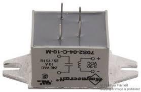 70s2 04 c 10 m schneider electric magnecraft solid state relay