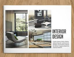 interior design brochure 13 free psd eps indesign format