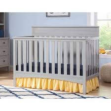 Crib That Converts To Toddler Bed by Delta Children Fabio 4 In 1 Crib Converts From A Crib To A