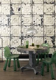 love the textured wallpaper ceiling dine me pinterest maybe i could put something like these over the textured ceiling