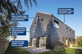 eco house design plans uk mbc timber frame house as britain s most eco friendly house mbc