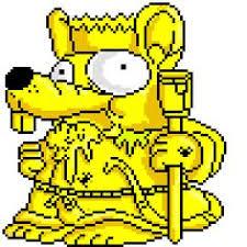 trashpack character trashapillar pixelart trash pack