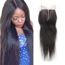 sew in with lace closure sunwell human hair 3 5x4 lace