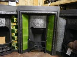 edwardian tiled fireplace insert 186ti old fireplaces
