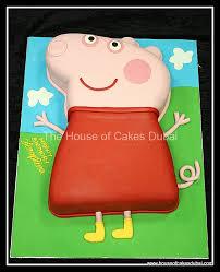peppa pig cake peppa pig cake dubai