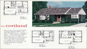 Small Ranch Plans by Pretty 1960s Small House Plans 5 C 1960 Storybook Ranch Plan By