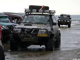nissan safari lifted beach tour in denmark patrol 4x4 nissan patrol forum