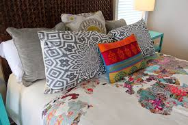 Map Bedding Birds Of A Feather Boho Reveal