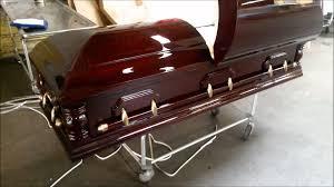 wood caskets elite cherry veneer wood caskets same day caskets