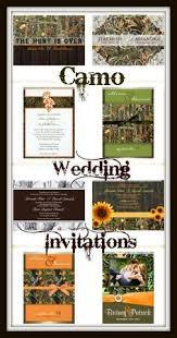 Camo Wedding Invitations Camo Wedding Invitationthe Hunt Is Over By Ccprintsbytabitha