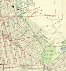 Map Of Brooklyn Ny Borderlands Traveling The Brooklyn Queens Divide Urban Omnibus