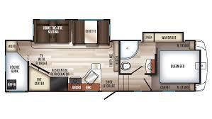 Bunkhouse 5th Wheel Floor Plans by Sabre Rvs Michigan Sabre Dealer Rv Sales