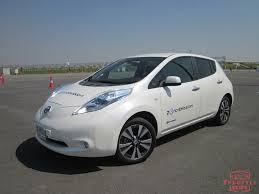 nissan leaf india launch nissan leaf a closer look throttle blips