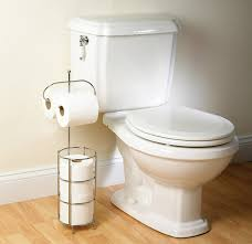standing toilet paper holder top ways to store and hold your