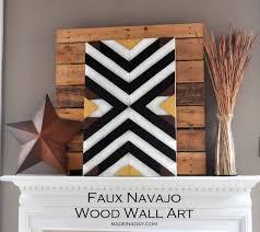diy wooden wall art shenra com