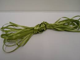 sage light green satin ribbon 2 10 or 25 metres double sided 3mm