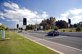 file part time traffic lights on the pialligo avenue jpg